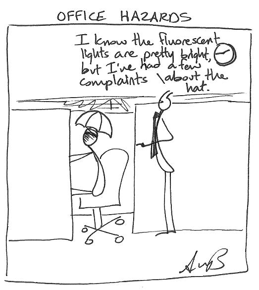 Office Hazards
